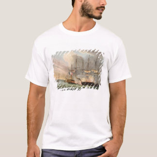 Destruction of the French Fleet in Basque Roads, A T-Shirt