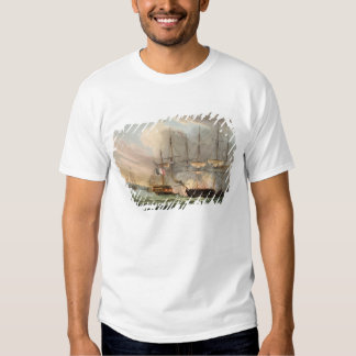 Destruction of the French Fleet in Basque Roads, A Tee Shirt