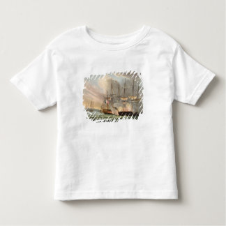 Destruction of the French Fleet in Basque Roads, A Toddler T-Shirt