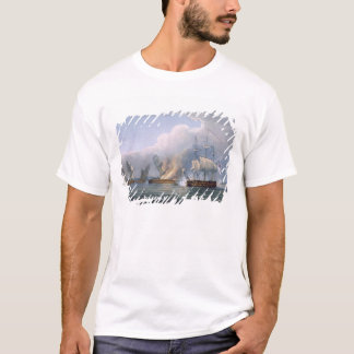 Destruction of the French Frigates L'Arianne & L'A T-Shirt