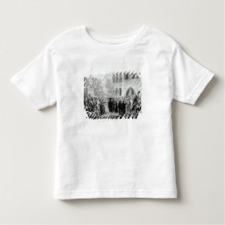 Destruction of the Inquisition in Barcelona Toddler T-Shirt