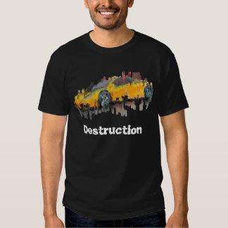 Destruction Tshirts