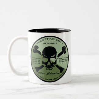 Detachment Charlie and LCAC 48 coffee mug