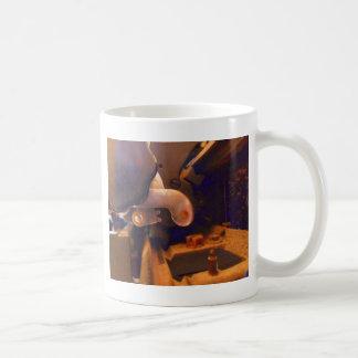 detail alte Schreibmaschine olivetti Coffee Mug