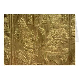 Detail from the Golden Shrine Card