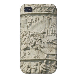 Detail from Trajan's Column Case For iPhone 4