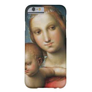 Detail from <Virgin and Child> Attributed to Rapha Barely There iPhone 6 Case