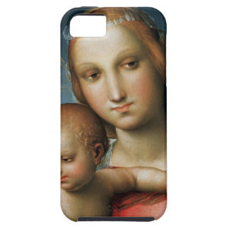 Detail from <Virgin and Child> Attributed to Rapha iPhone 5 Case