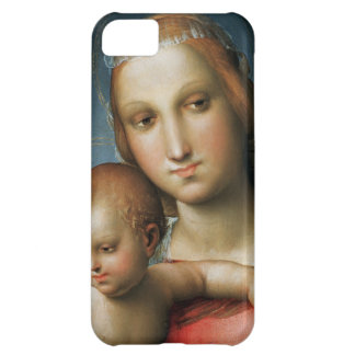 Detail from <Virgin and Child> Attributed to Rapha iPhone 5C Case