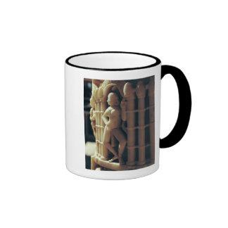 Detail of a pillar, c.1230 AD Coffee Mug