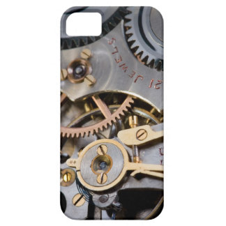 Detail of a pocket watch iPhone 5 covers