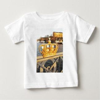 Detail of bridge in Stockholm, Sweden Baby T-Shirt