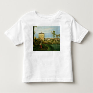 Detail of 'Capriccio with Motifs from Padua' Toddler T-Shirt