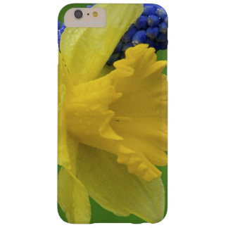 Detail of daffodil and hyacinth flowers. Credit Barely There iPhone 6 Plus Case
