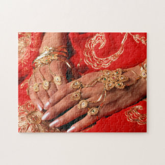Detail Of Elaborate Jewelry Jigsaw Puzzle