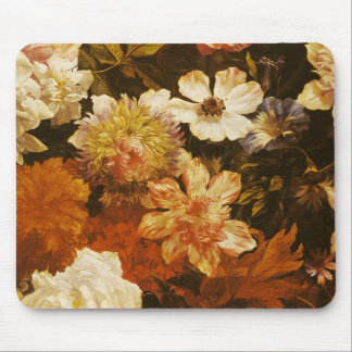 Detail of Flowers Mouse Mat