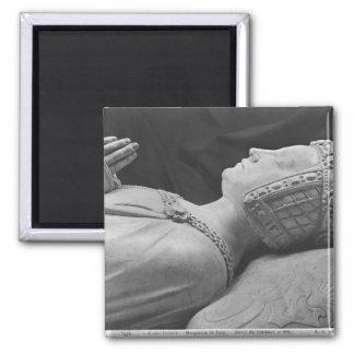 Detail of Marguerite de Foix Magnets