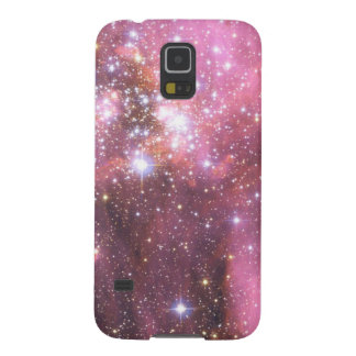 Detail of NGC 346 in Pink Galaxy S5 Case