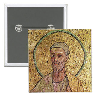 Detail of St. Peter 15 Cm Square Badge