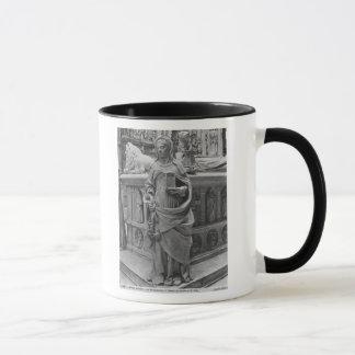 Detail of Temperance Mug