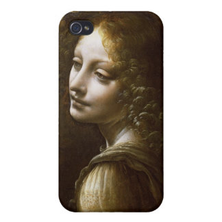 Detail of the Angel iPhone 4 Cases