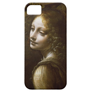 Detail of the Angel iPhone 5 Cover