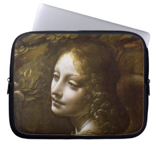 Detail of the Angel Laptop Sleeve
