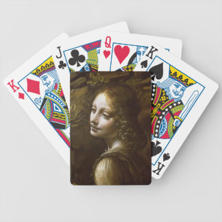 Detail of the Angel Poker Deck
