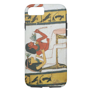 Detail of the decoration of a sarcophagus of The L iPhone 8/7 Case