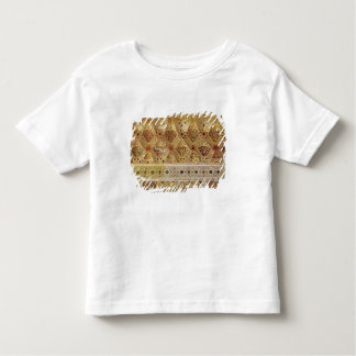 Detail of the Gallery of Mirrors Toddler T-Shirt