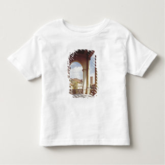Detail of the gallery of the main facade, c.1550 toddler T-Shirt