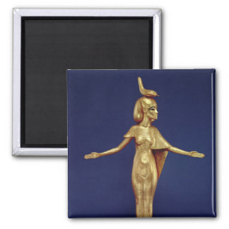 Detail of the goddess Selket Magnet