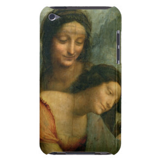 Detail of the Virgin and St. Anne from The Virgin iPod Case-Mate Case
