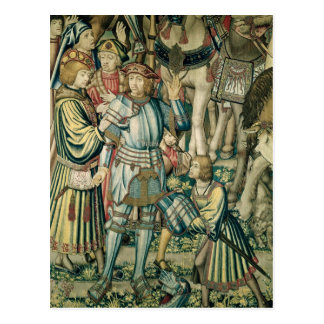 Detail of Uriah the Hittite Postcard