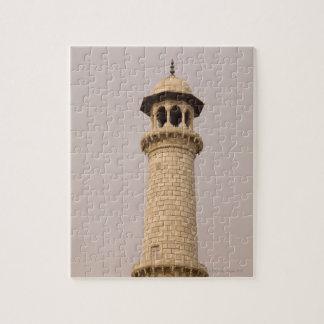 Detail, Taj Mahal, Agra, Uttar Pradesh, India Jigsaw Puzzle