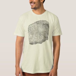 detailed abstract geometric design T-Shirt