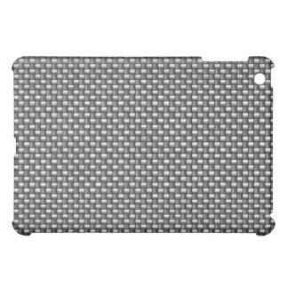 Detailed Carbon Fiber Textured iPad Mini Cover