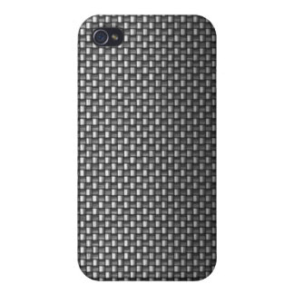Detailed Carbon Fiber Textured iPhone 4/4S Covers