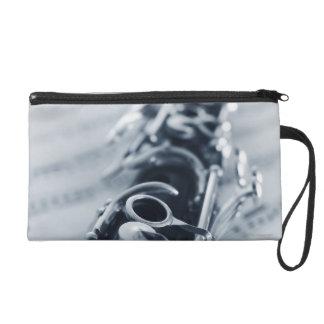 Detailed Clarinet Wristlet