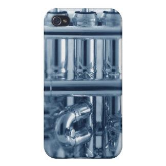 Detailed Cornet iPhone 4/4S Cases