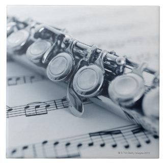 Detailed Flute Tile