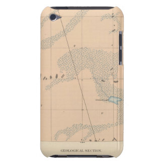 Detailed Geology Sheet IX Case-Mate iPod Touch Case