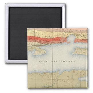 Detailed Geology Sheet V Magnet