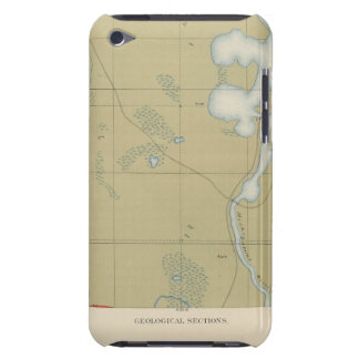 Detailed Geology Sheet VI iPod Touch Covers