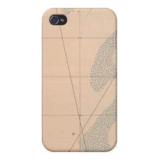Detailed Geology Sheet VII iPhone 4 Case