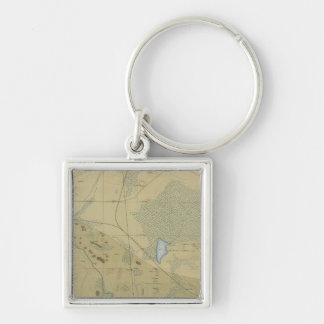 Detailed Geology Sheet XIX Keychains