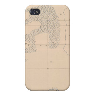 Detailed Geology Sheet XVII Cover For iPhone 4