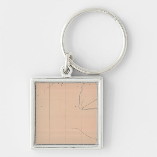 Detailed Geology Sheet XX Keychain