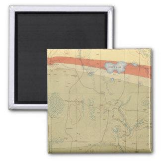 Detailed Geology Sheet XXII Magnet