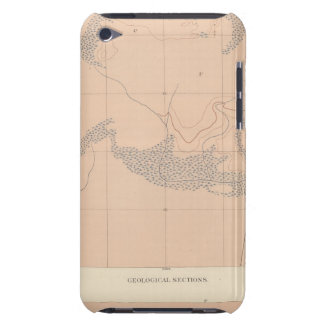 Detailed Geology Sheet XXIII iPod Touch Cases
